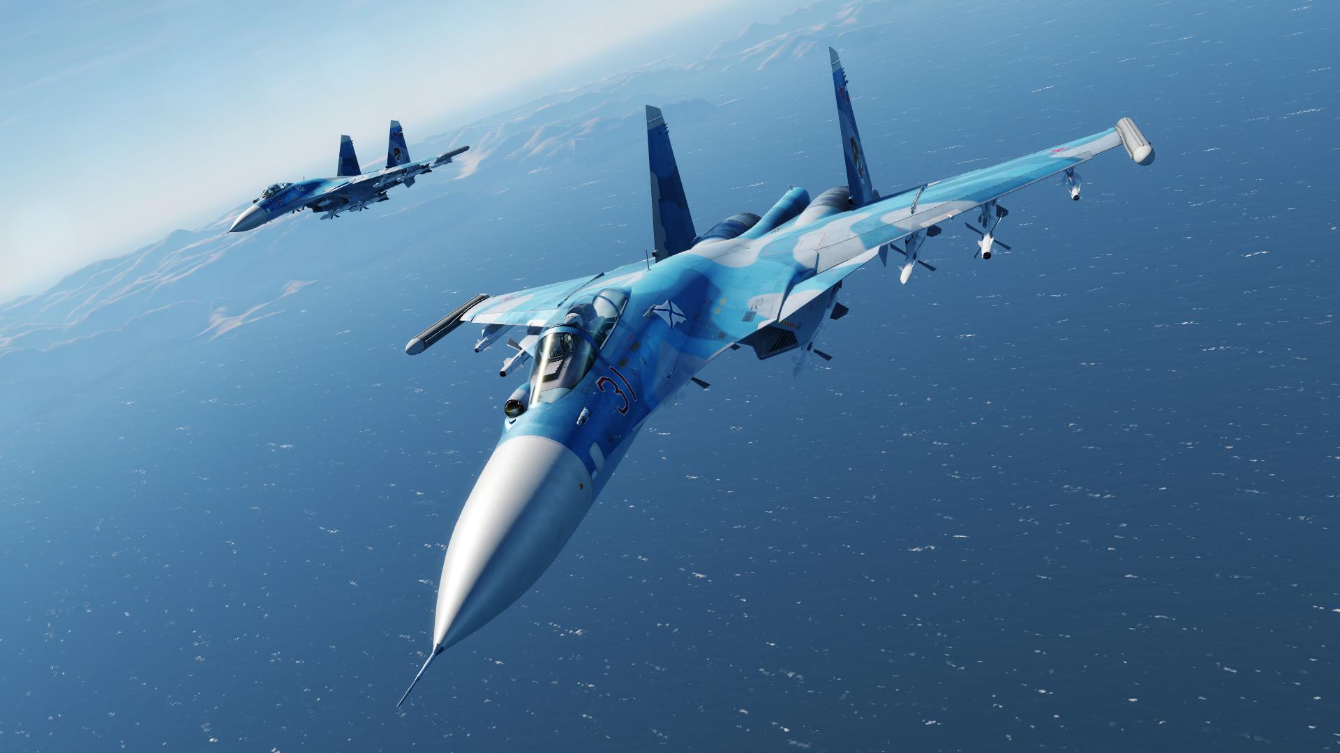 اخبار سبقت خطرناک جنگنده روسی از هواپیمای آمریکایی بر فراز دریای سیاه