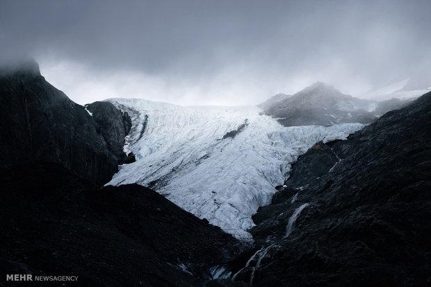 وضعیت یخچالهای طبیعی کشور بوسیله پهپاد پایش میشود