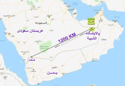 بزرگترین عملیات پهپادی مقاومت یمن؛میدان نفتی «الشیبه» در آتش سوخت