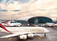 پروازهای فرودگاه دبی متوقف شد