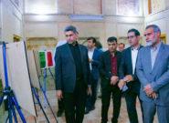 فیلم: افتتاح نمایشگاه عکس تصاویر هوایی و گردشگری شیراز