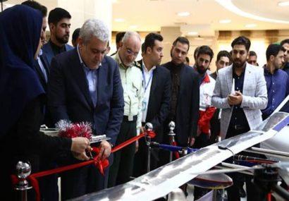 ۷ دستاورد پهپادی ایرانساخت رونمایی شد