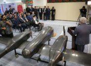نمایش پهپاد جدید در جریان بازدید رهبری | برنامه ایران برای ساخت پهپادهای دو موتوره