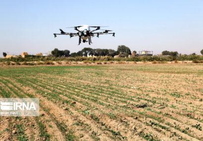 کشاورزان متقاضی خرید پهپاد در فارس تسهیلات کمبهره دریافت میکنند