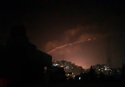 سوریه چند پهپاد تروریست ها را سرنگون کرد