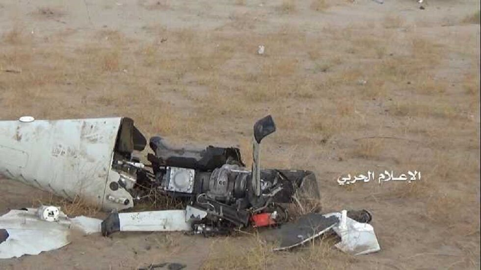 یمنیها دومین پهپاد جاسوسی ائتلاف سعودی را سرنگون کردند