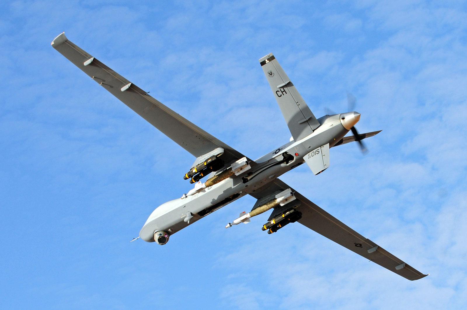 سرگردانی پهپادهای آمریکا پس از حمله موشکی ایران