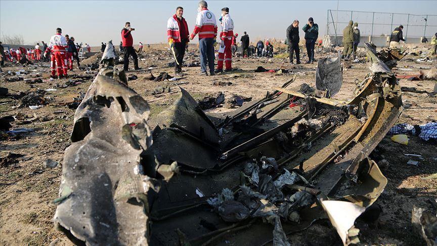 جمهوری اسلامی ایران راسما شلیک غیر عمد به هواپیمای اوکراین را پذیرفت