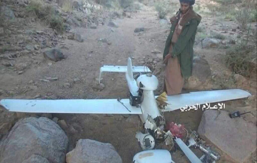پهپاد جاسوسی عربستان در شمال یمن سرنگون شد