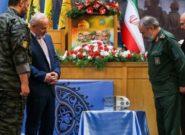 دو دستاورد «پاد اخلالگر» و «جستجوگر ضد رادار» توسط سپاه رونمایی شد