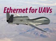 انتخاب پلتفرم اتصال اترنت برای UAVها