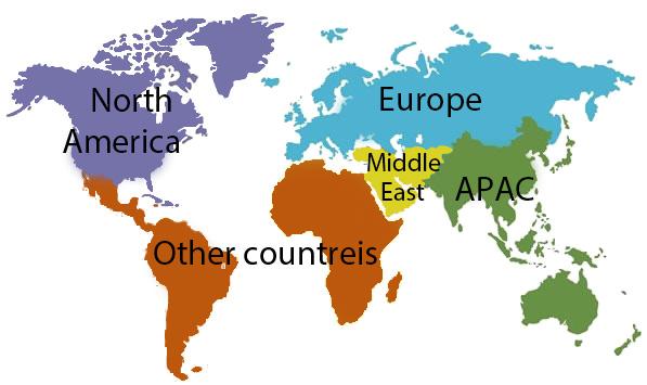 مروری بر بازار جهانی و منطقهای اویونیک