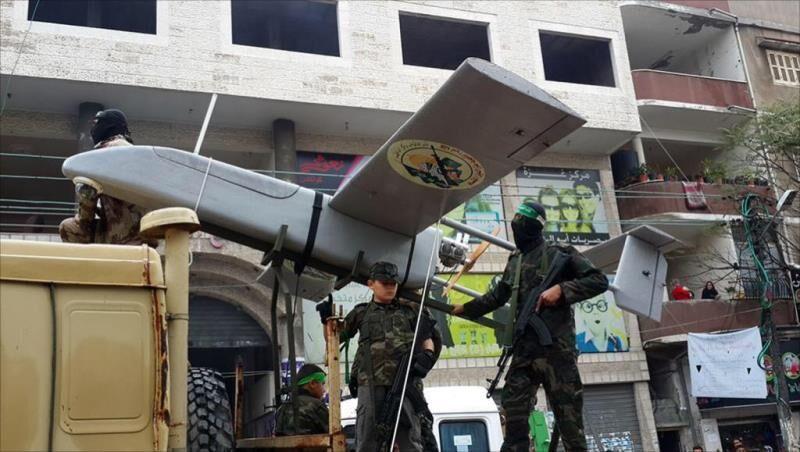پهپاد، سلاح جدید مقاومت فلسطین در معادله بازدارندگی