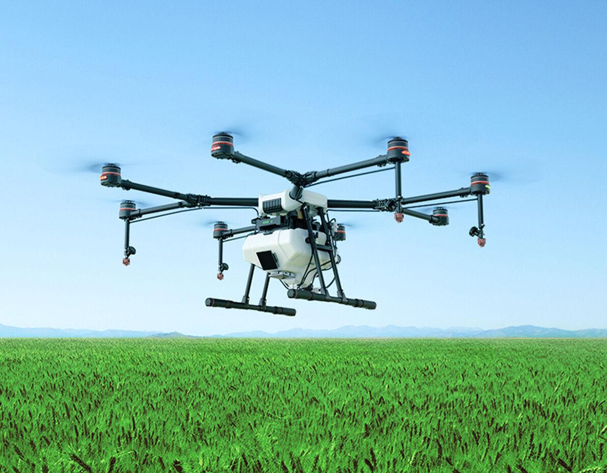 دانش و فناوری پهپادها در بخش کشاورزی اردبیل بکارگیری میشود
