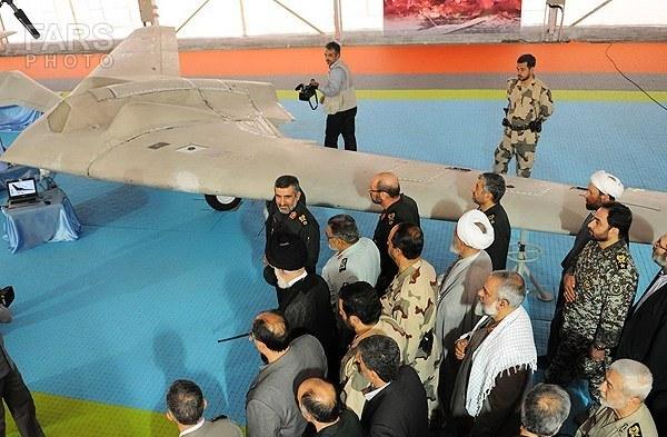 ایران در زمینه ساخت پهپادهای نظامی به خودکفایی رسیدهاست