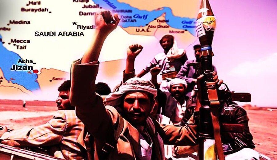 انصارالله یک پهپاد سعودی را سرنگون کرد