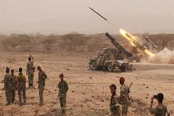ساقط شدن یک فروند پهپاد جاسوسی سعودی توسط نیروهای یمنی