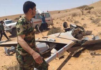 ارتش ملی لیبی مدعی سرنگون کردن ۴ پهپاد ترکیه شد