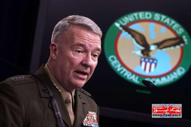 اعتراف فرمانده سنتکام به برتری هوایی – پهپادی ایران در مقابل آمریکا