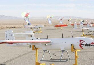 پدافند هوایی ایران در حوزه پهپاد بسیار توانمند است